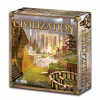 Настольная игра Цивилизация Сида Мейера (Sid Meier's Civilization: The Board Game) рус.