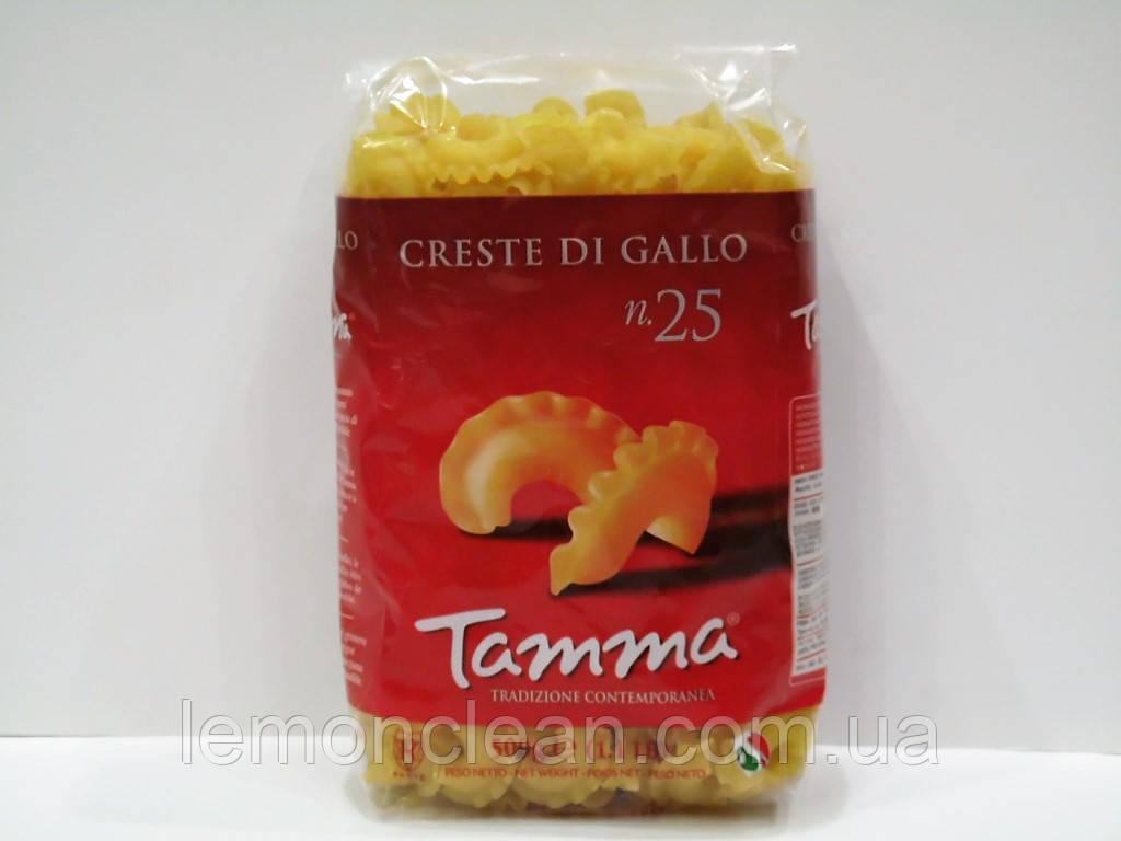 Макаронные изделия Tamma Creste di gallo, 500г.