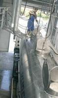 Оборудование для моек молоковозов, цистерн, емкостей