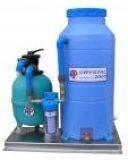 Очистка и рециркуляция воды  Кристалл 2000