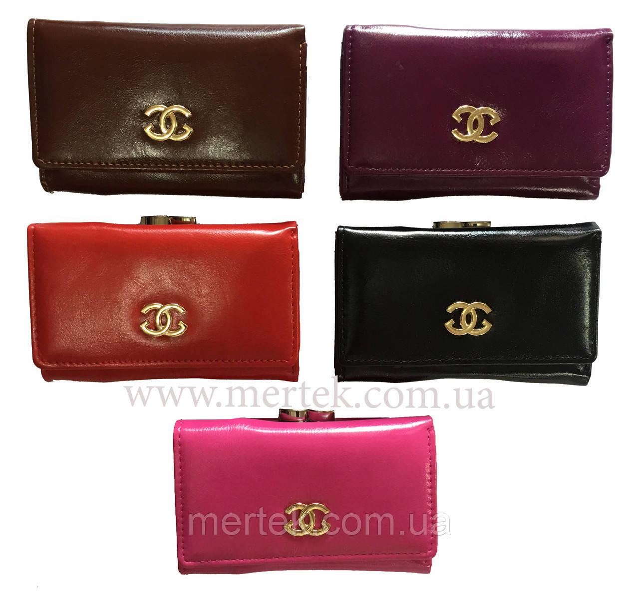 c3a4f0e9369d Средний женский кошелек шанель : продажа, цена в Одессе. кошельки и ...