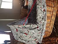 Детская коляска-колыбель для куклы