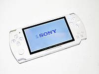 """Игровая Приставка консоль SONY PSP 4.3"""" MP5 4Gb Белая"""