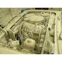 Супер чистка двигателя от масел RM 81 200 кг. karcher