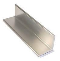 Уголок алюминиевый 100х100х3; 4; 6; 10 мм АД31Т