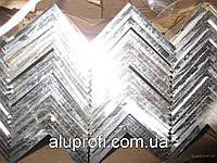 Уголок алюминиевый 120х120х8 мм АД31Т, фото 1
