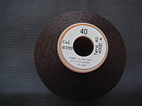 Gutermann Tera №40. цвет 8399 ( ТЁМНО-КОРИЧНЕВЫЙ ). 4000 м