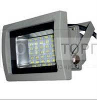 Прожектор светодиодный Lemanso Прожектор светодиодный LED  __5w 6500K IP65 10LED LEMANSO серый / LMP7-5