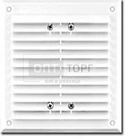 Решетка вентиляционная МініМакс Решетка вентиляционная 180*180 мм с сеткой МініМакс (без креплений)