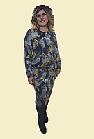 "Платье женское батал "" Икс"", р. 54-62. Модель № 116"