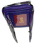 Женский кошелек из натуральной кожи CAPRI (8.5x13.5) , фото 4