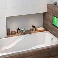 Ванна прямоугольная акриловая Cersanit Zen 160x85