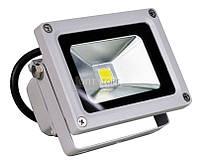 Прожектор светодиодный Lemanso Прожектор светодиодный LED _10w 6500K IP65 1LED LEMANSO серый / LMP10