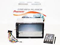 "2Din Pioneer 8701 7""Экран Магнитола USB + Видео вход для камеры"