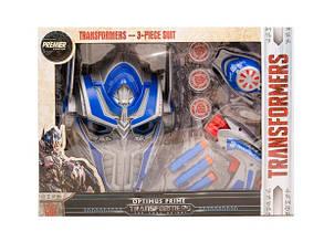 Набір зброї з маскою Transformers