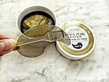 Гидрогелевые патчи с черным жемчугом Petitfee Black Pearl & Gold Hydrogel Eye Patch, фото 2