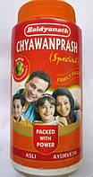 Чаванпраш Байдьянатх Особый, Baidyanath Chyawanprash Special, иммунитет, питание по аюрведе, 500 г