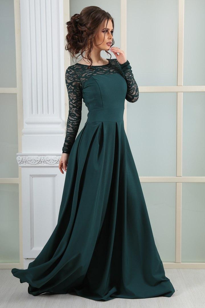 a57b9102ebd Платье вечернее длинное в расцветках 11804  Интернет-магазин модной ...