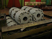 Гидродвигатель (гидровращатель) РПГ-2500 Гидромотор ГПРФ