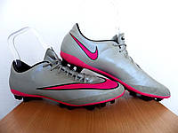 Бутсы Nike Mercurial Vapor X AG-R 100% Оригинал  р-р 41 (26см) (сток, б/у) футзалки бампы копы сороконожки