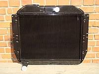 Радиатор водянного охлаждения ЗИЛ-130, ЗИЛ-131 (медный) 3-х рядный ШААЗ
