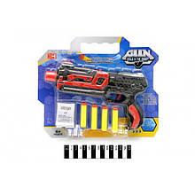 Пистолет с водяными геливыми пульками орбиз