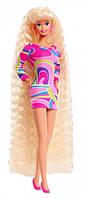 Коллекционная кукла Barbie Ультрадлинные волосы (DWF49)