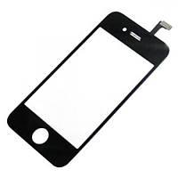 Тачскрин (сенсор) для iPhone 4 чёрный