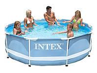 Каркасный бассейн сборный Prism Frame Intex 28700 (305*76 см)