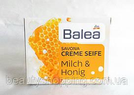 Balea Milch Honig creme seife крем мыло молоко и мед 150 г Германия
