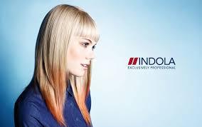 Indola - профессиональный уход для волос.