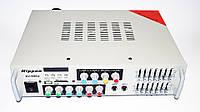 Усилитель Звука Nippon AV-998U + Караоке + 2 микрофона
