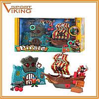 """Занимательная музыкальная игрушка """"Пиратский корабль"""""""