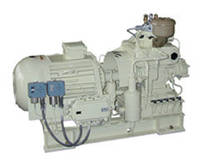 Установка компрессорная высокого давления серии ЭКПА-2/150