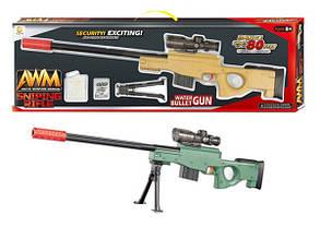 Ружье с гелиевымии пульками Sniping Rifle
