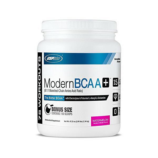 USP Labs Modern BCAA+ 1,34 kg, ЮСП Лабс Модерн БЦА+ 1,34 кг