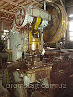 КВ235  пресс кривошипный, усилием 63т., фото 1