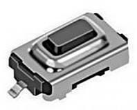 Кнопка тактовая 3х6х2,5мм 2-х контактная
