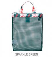 Сумка пляжная сетка Sparkle 31x25