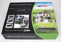 120W Зарядка 220 + 12V авто универсальная для ноутбука коробка   h