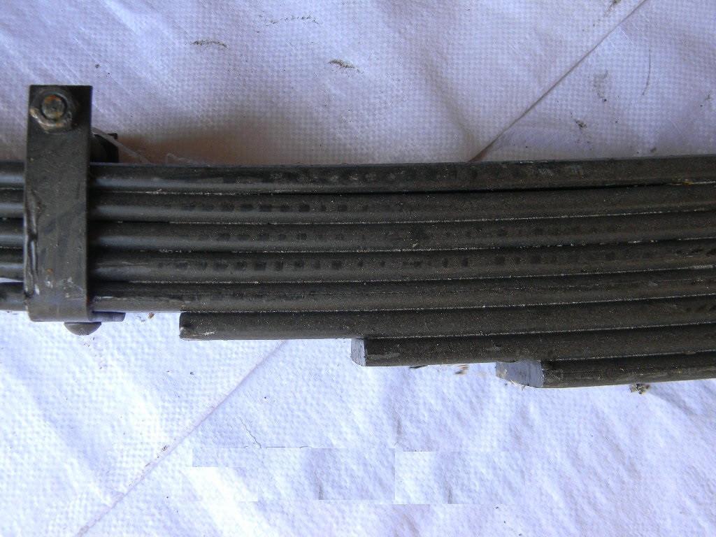 Рессора переднего моста Т-150 ХТЗ / 8 листов 1370мм - 214-2902012-06