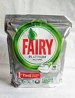 Капсулы для посудомоечной машины Fairy Platinum 70 капсул