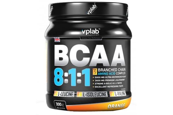 VP Lab BCAA 8:1:1 300 g, ВП Лаб БЦА 8:1:1 300 грамм