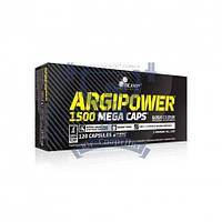 Argi Power 1500 mg аргинин аминокислота предтренировочный окпмлекс спортивное питание для пампа для тренировок