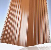Ендова с продольным тиснением (Al L- 2000mm.), фото 1
