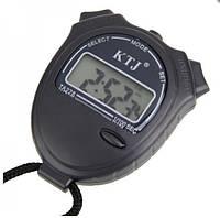 Секундомер электронный с часами  KTJ-TA228