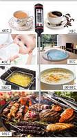 Термометр TP101 для жидкостей, пищи, почвы