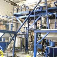 Линия для производства газоблоков