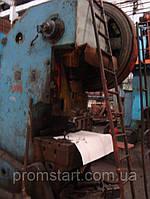 К2330Б  пресс однокривошипный, усилием 100т., фото 1