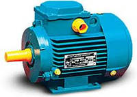 Двигатель двухскоростной АИР80А4/2  1,12/1,5кВт/1500/3000 об/мин